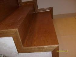 Podłoga Kahrs Nouveau Bronze Schody_11